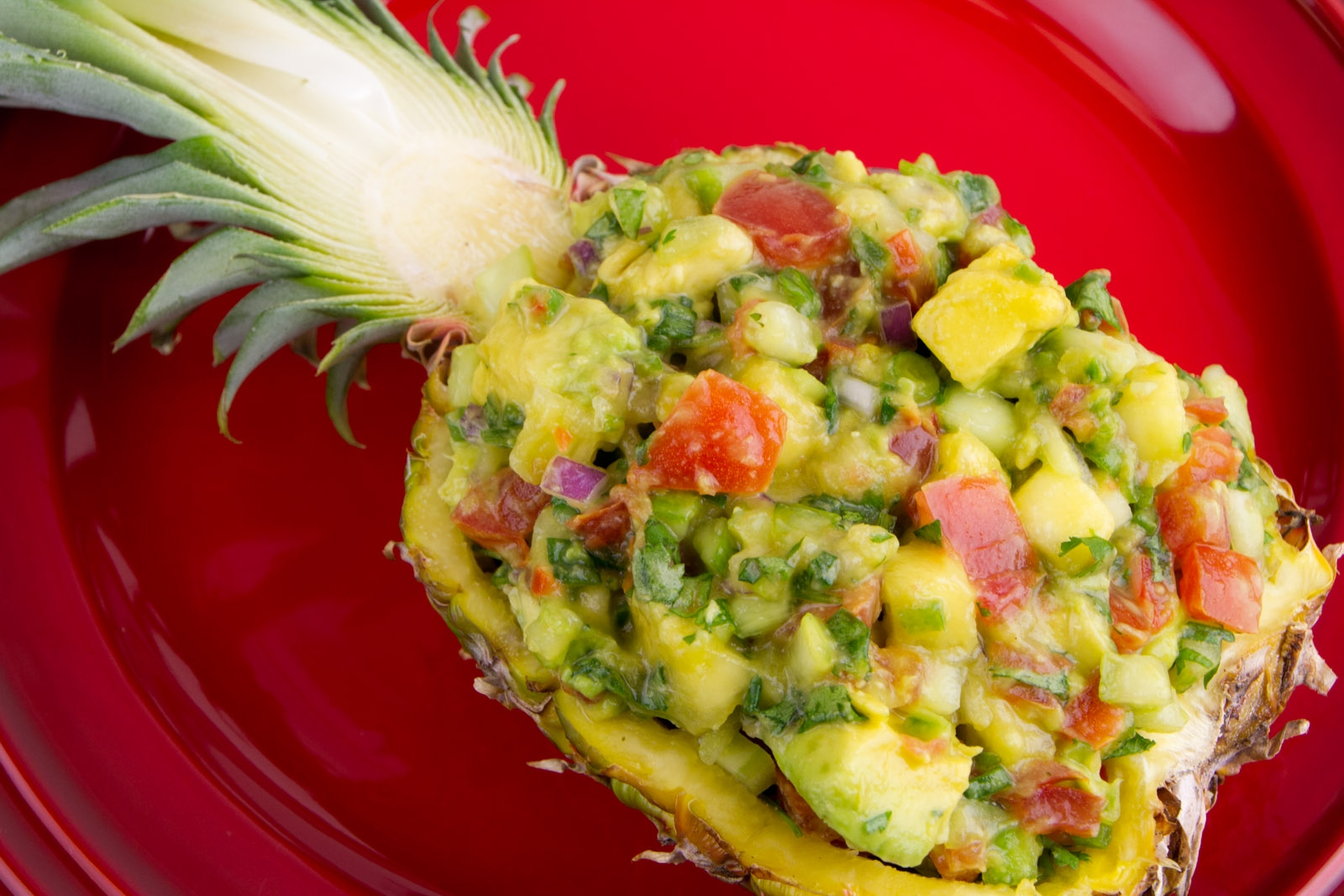 caribbean chicken with pineapple salsa pineapple salsa chicken ...